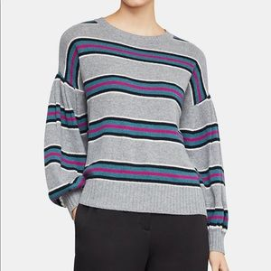 BCBGMAXAZRIA Balloon Sleeve Sweater